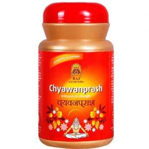 Чаванпраш радж аюрведа chyawanprash raj ayurveda Raj Ayurveda (Радж Аюрведа), 500 г. - Чаванпраш