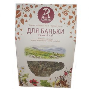 Чай травяной для баньки тамба Тамба-Адонис (Тамба Адонис), 50 г. - Травяные чаи, напитки