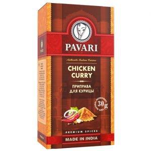 Приправа для курицы pavari PAVARI (Павари), 30 г. - Специи и приправы