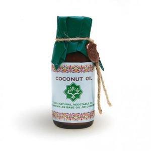 Натуральное растительное масло кокосовое Зейтун, 100 мл