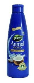 Кокосовое масло anmol gold дабур pure coconut oil dabur Dabur (Дабур), 175 мл. - Кокосовое масло