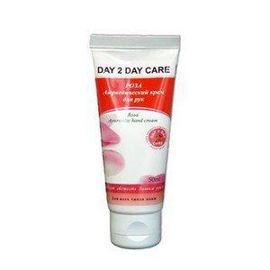 Аюрведический крем для рук роза day 2 day care Day 2 Day Care (Дэй ту Дэй Кэр), 50 мл. - Уход за руками