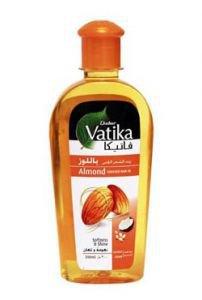 Масло для волос dabur vatika almond обогащённое миндалем  Dabur (Дабур),  200 мл. от Ayurveda-shop.ru