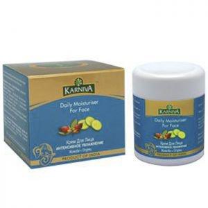 Крем для лица интенсивное увлажнение карнива daily moisturiser for face karniva Karniva (Карнива), 50 мл. - Уход за лицом