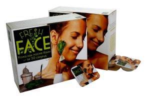 Скраб fresh face для нормальной и жирной кожи  BioBeauty (БиоБьюти),  72 г. от Ayurveda-shop.ru