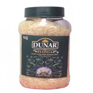 Рис басмати длиннозерный пропаренный dunar elonga sella  Dunar (Дунар),  1кг. от Ayurveda-shop.ru