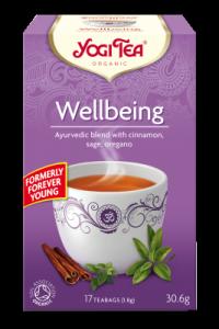 Yogi tea wellbeing душевный комфорт  Yogi Tea