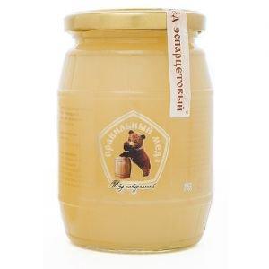 Мёд эспарцетовый правильный мед Правильный Мёд, 500 г. - Натуральный мед