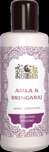 Кондиционер для волос травяной амла и брингарадж индиберд amla &ampamp bringaraj herbal conditioner indibird Indibird (Индибёрд), 200 мл. - Шампуни и кондиционеры
