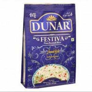 Рис басмати dunar festiva Dunar (Дунар), 1кг. - Каши, крупы, мука