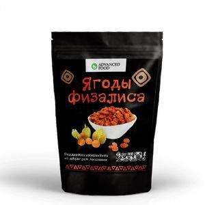 Ягоды физалиса  Adanced Food,  100 г.