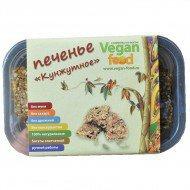 Печенье кунжутное Vegan Food, 100 г. - Хлебцы, печенье