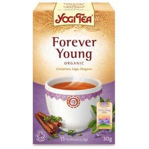 Yogi Tea «Forever Young» (Всегда Молодой)