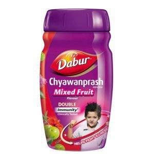 Чаванпраш фруктовый chyawanprash mixed fruit dabur дабур Dabur (Дабур), 500 г. - Чаванпраш