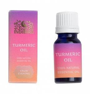 Масло эфирное куркума turmeric oil indibird Amritha (Амрита), 5 мл. - Эфирные аромамасла