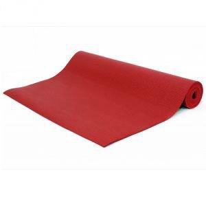 Коврик для йоги ganesh ганеш,  красный  Йогин от Ayurveda-shop.ru