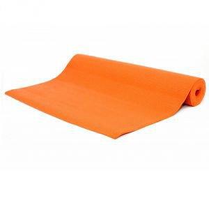 Коврик для йоги ganesh ганеш, оранжевый Йогин - Недорогие коврики