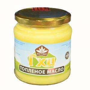 Масло гхи топленое ТД Вастэко, 400 г. - Пищевые масла