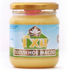 Масло гхи топленое ТД Вастэко, 200г. - Пищевые масла