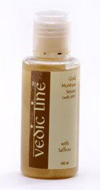 Увлажняющая сыворотка gold быстрый эффект  Vedicline,  100 мл.Молочко и сыворотки<br>Сыворотка обладает легкой текстурой, быстро впитывается и придает коже сияние. Содержит золотую пудру.<br>