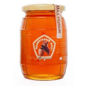 Мёд горный правильный мед Правильный Мёд, 500 г. - Натуральный мед