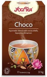 Yogi tea choco шоколад  Yogi Tea