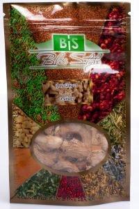 Имбирь сушеный dry ginger,  целый 40 г.  AmrithaСпеции BS (Индия)<br>Используется при приготовлении блюд из мяса и птицы, сладостей, напитков, маринадов. Очень популярен имбирный чай.<br>