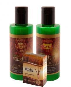 Набор для окрашенных волос aasha Amrita Style