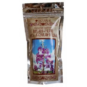 Иван-чай из комарицы Vegan Food, 75г. - Иван-чай, фиточаи