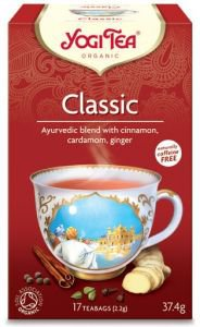 Yogi tea classic классика  Yogi Tea