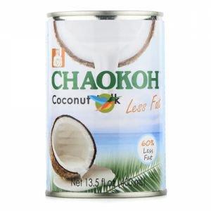 Молоко кокосовое с пониженным содержанием жира chaokoh ecotopia Экотопия, 400 мл. - Здоровое питание