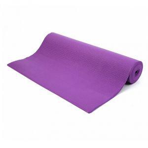Коврик для йоги shanti шанти, лиловый Йогин - Недорогие коврики