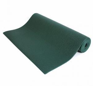 Коврик для йоги shanti шанти, зеленый Йогин - Недорогие коврики