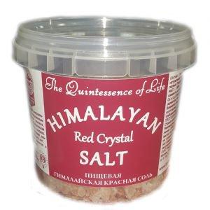 Соль пищевая гималайская красная, крупный помол 2-5 мм. Всем на пользу (vsemnapolzu), 284 г. - Специи и приправы