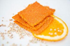 Печенье кураж Vegan Food, 100 г. - Хлебцы, печенье