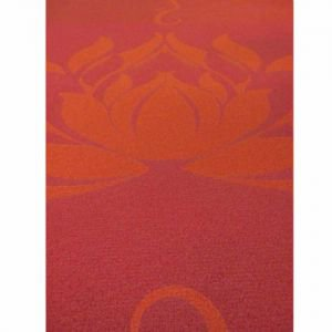 Коврик для йоги с принтом и RamaYoga (Рамайога) - Тонкие коврики (1-3 мм.)