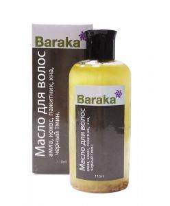 Масло для волос с амлой барака baraka Baraka (Барака), 110 мл. - Уход за волосами