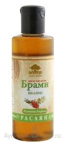 Масло «Brahmi» (Брами), 200 мл.
