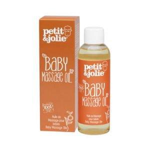 Масло массажное для младенцев petit&ampampjolie пэти жоли Petit&ampJolie (Пэти Жоли), 100 мл. - Массажные масла