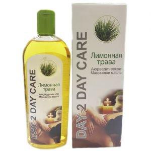Масло массажное антицеллюлитное с ароматом лимонной травы day 2 day care дэй ту дэй кэр Day 2 Day Care (Дэй ту Дэй Кэр), 200 мл. - Массажные масла