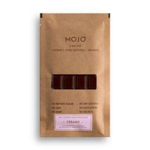 Шоколад молочный 46% creamy mojo cacao MOJO Cacao (Моджо Какао) - Полезные сладости