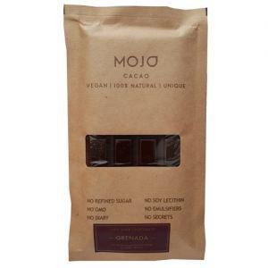 Шоколад горький 100% grenada из какао-бобов острова MOJO Cacao (Моджо Какао) - Полезные сладости