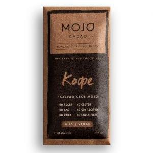 Шоколад горький 72% кофе mojo caca MOJO Cacao (Моджо Какао) - Полезные сладости