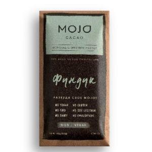 Шоколад горький 72% фундук mojo ca MOJO Cacao (Моджо Какао) - Полезные сладости