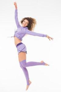 Кофта сиреневая Савасана - Одежда для йоги
