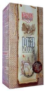 Мука грубого помола «Ржаная по-старорусски», 750 г.