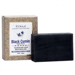 Мыло ручной работы черный тмин синая black cumin synaa Synaa (Синая), 100 г. - Натуральное мыло