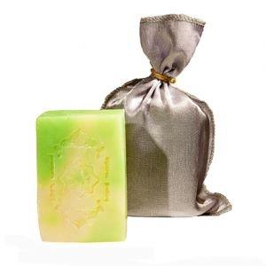 Натуральное мыло  экстра №21 - лемонграсс  Зейтун,  150 г.Мыло и средства для умывания<br>Для жирной и проблемной кожи, очищает и сужает поры, делает их менее заметными.<br>
