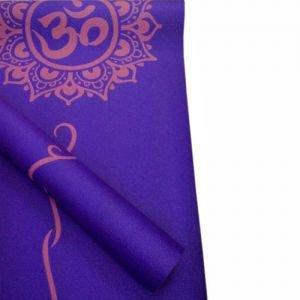 Коврик для йоги с прин RamaYoga (Рамайога) - Тонкие коврики (1-3 мм.)
