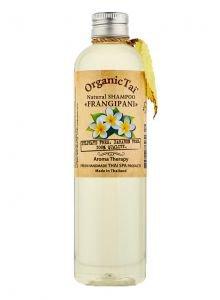 Натуральный шампунь для волос франжипани органик тай natural shampoo frangipani organic tai  Organic Tai (Органик Тай),  260 мл. от Ayurveda-shop.ru